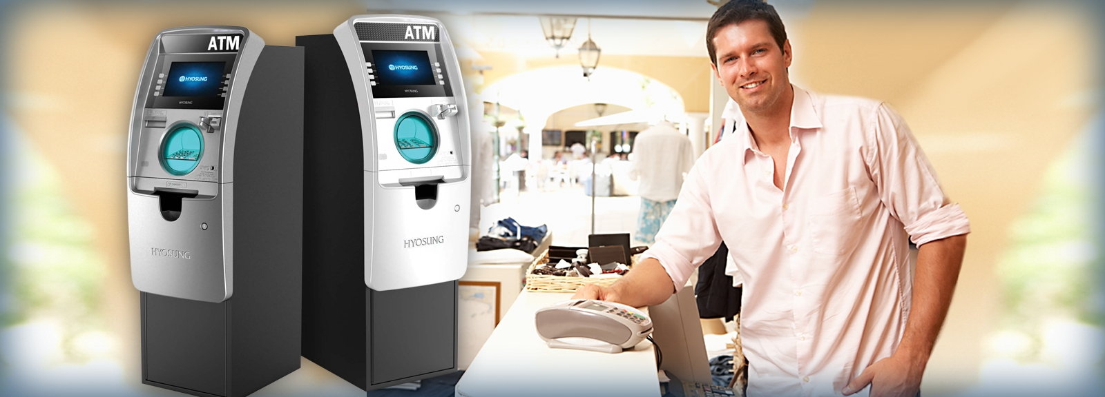 ATM solutions for merchants