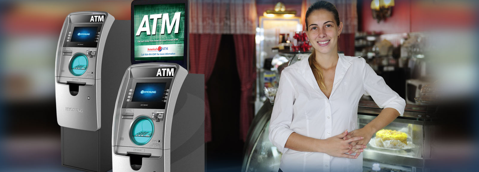Get A Free ATM in your business
